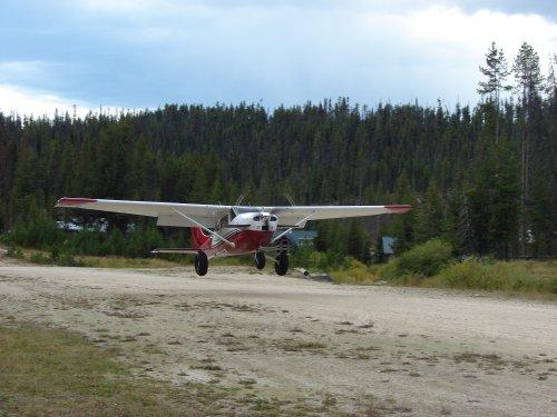 Airglas Large Nose Fork – Cessna