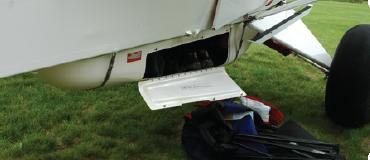 Airglas Cargo Pods