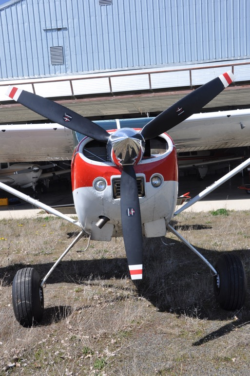 1973 Cessna 185F